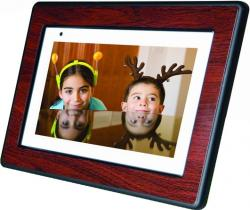 hp DF750-A2 Digital Photo Frame