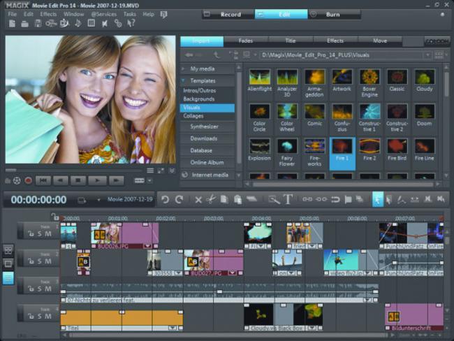 Popularne programy tworzenia i edycji filmów - Programy ...