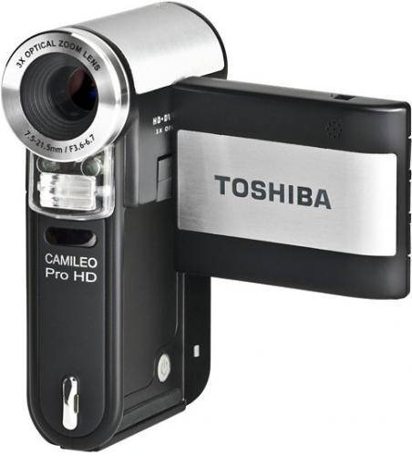 Review : Toshiba Camileo Pro HD Camcorder