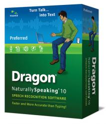 nuance dragon naturally speaking 10 preferred