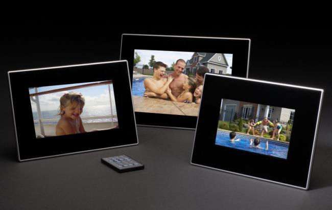 Review : Linx 8 inch Memoire Digital \'media\' frame