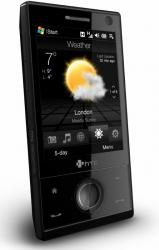 o2 ignito htc touch diamond weather