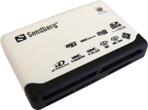 sandberg multi card reader