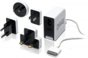 gear4 world tour dual charge usb