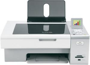 Lexmark X4875 WiFi Multifunctional Printer