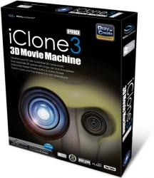 reallusion iclone 3 3d moview maker