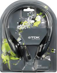 tdk hp200 stereo head phones