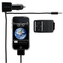 kensington liquidaux iphone fm transmitter