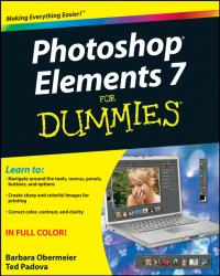 dummies photoshop elements 7