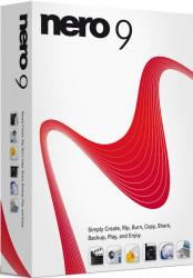 nero 9 video editing software