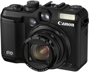 canon powershot g10 digital camera