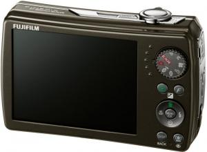 fujifilm finepix F200 EXR rear controls