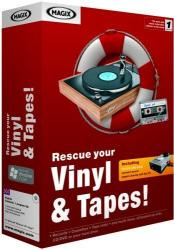 magix rescue your vinyl and tapes