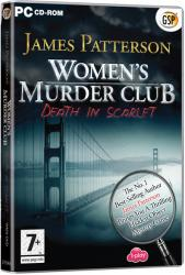 avanquest womens murder club death in scarlet