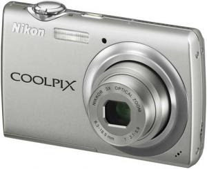 nikon coolpix s225 digital compact camera