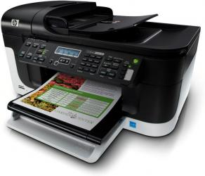 hp officejet 6500 e709n wireless network printer