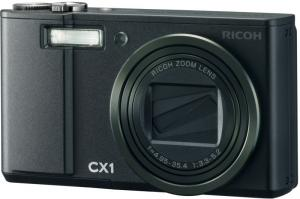 ricoh cx1 compact digital camera