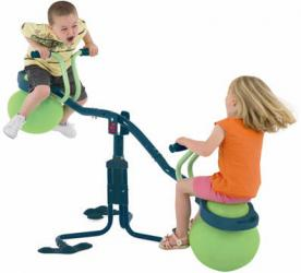 spirohop bouncy see saw
