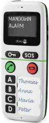 doro 334gsm mobile phone