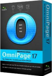 nuance OmniPage Professional 17