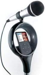 memorex sing stand apple ipod