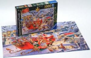 ravensburger christmas puzzle