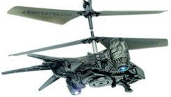 bladez terminator salvation helicopter