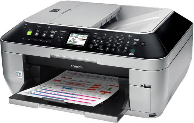 review canon pixma mx860 all in one rh gadgetspeak com Canon MX860 Connector Canon Printers All in One