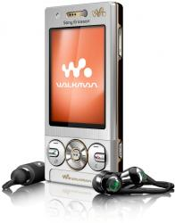 sony ericsson w705 mobile phone