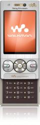 sony ericsson w705 mobile phone open