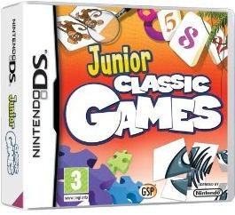 nintendo ds junior classic games