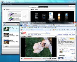 roxio creator 2010 video web capture