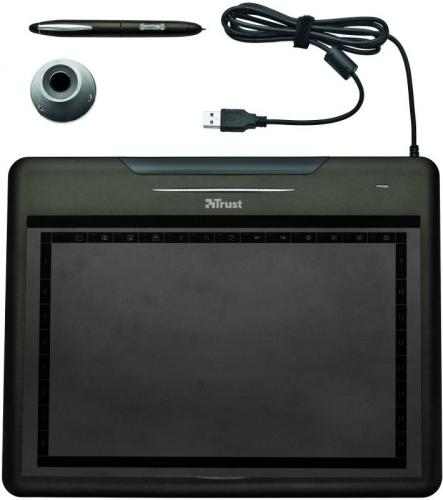 DRIVER FOR TRUST SLIMLINE GRAPHIC TABLET