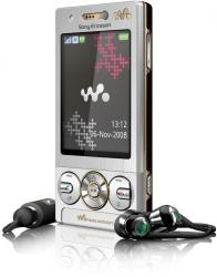 sony ericsson w715 walkman phone