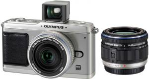 olympus PEN E P1 digital compact camera