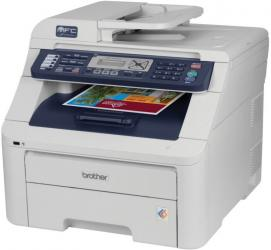 brother mfc9320cw colour laser printer