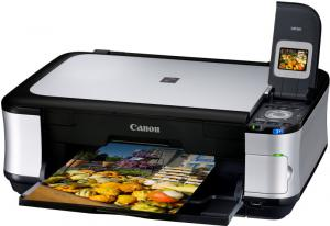 canon pixma mp560 all in one multi function printer scan copy