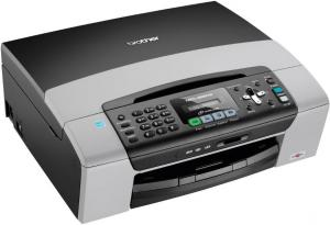 brother mfc 255CW multifunction printer scanner