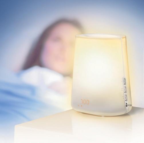 Philips Wake Up Light Hf3475alarm