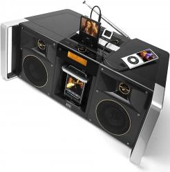 altec lansing imt800 ipod dock boom box