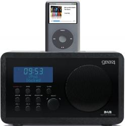gear4 KRG D50 DAB Radio iPod dock