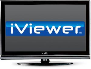cello iviewer internet LCD television iplayer