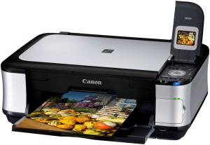 canon pixma mp560 all in one printer scanner