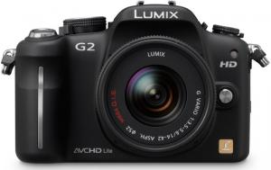 Panasonic G2 DSLR Digital Single Lens Reflex