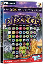 avanquest the lost treasures of alexandra