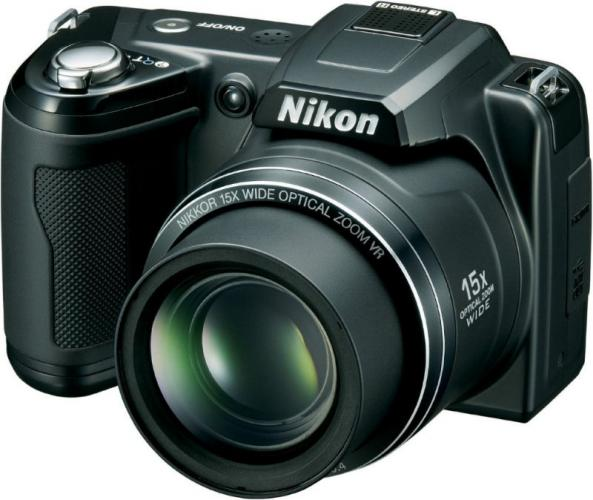 nikon coolpix L110 digital slr camera