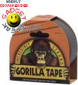 Gorilla Glue and Tape