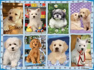 ravensburger puppies jigsaw puzzle