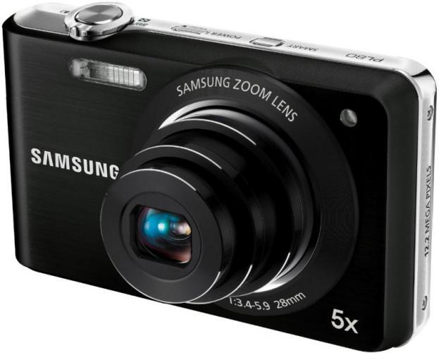 Review : Samsung PL80 Digital Camera