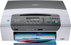 brother DCP 365CN multi function printer